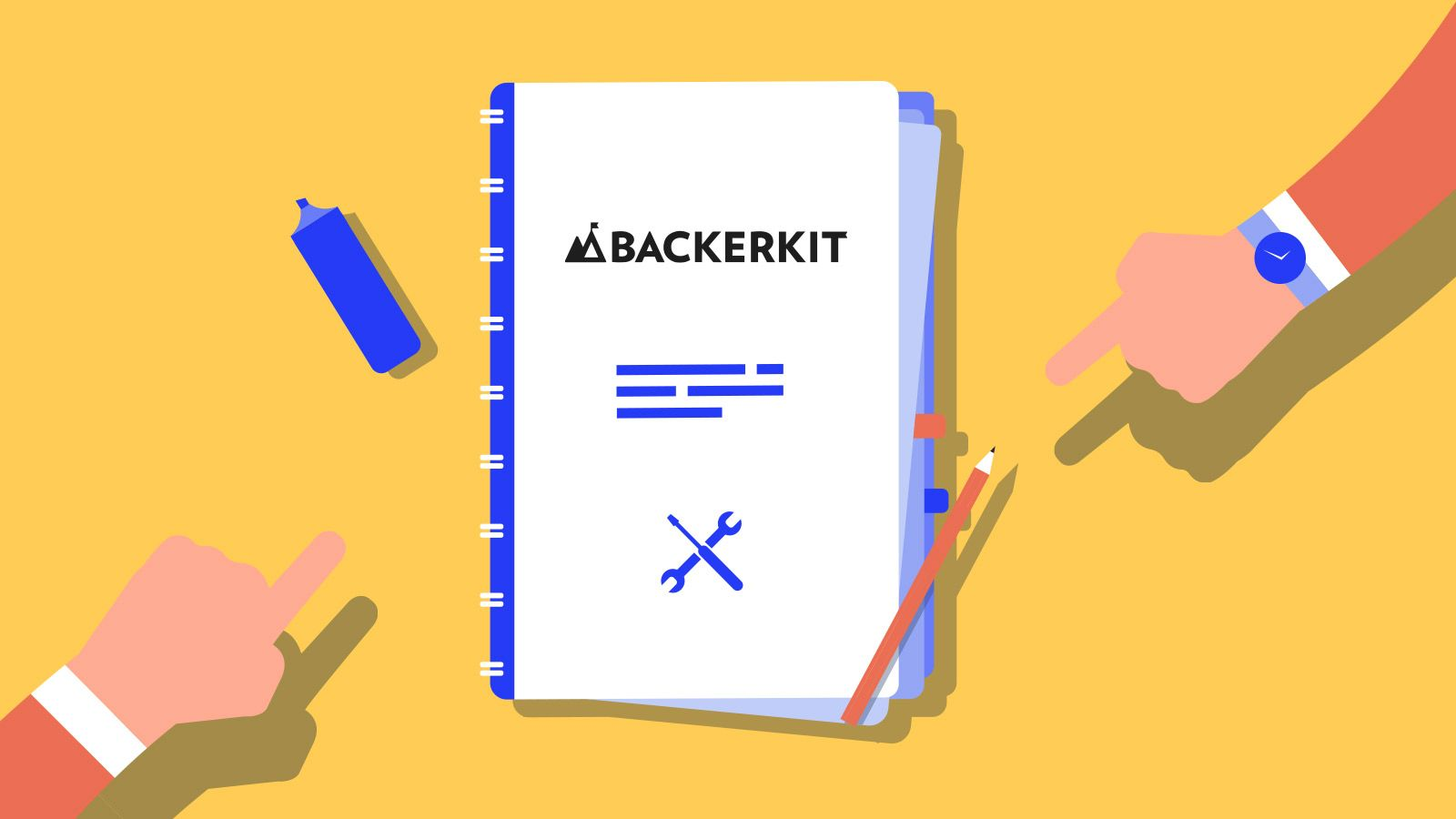 How to Use BackerKit