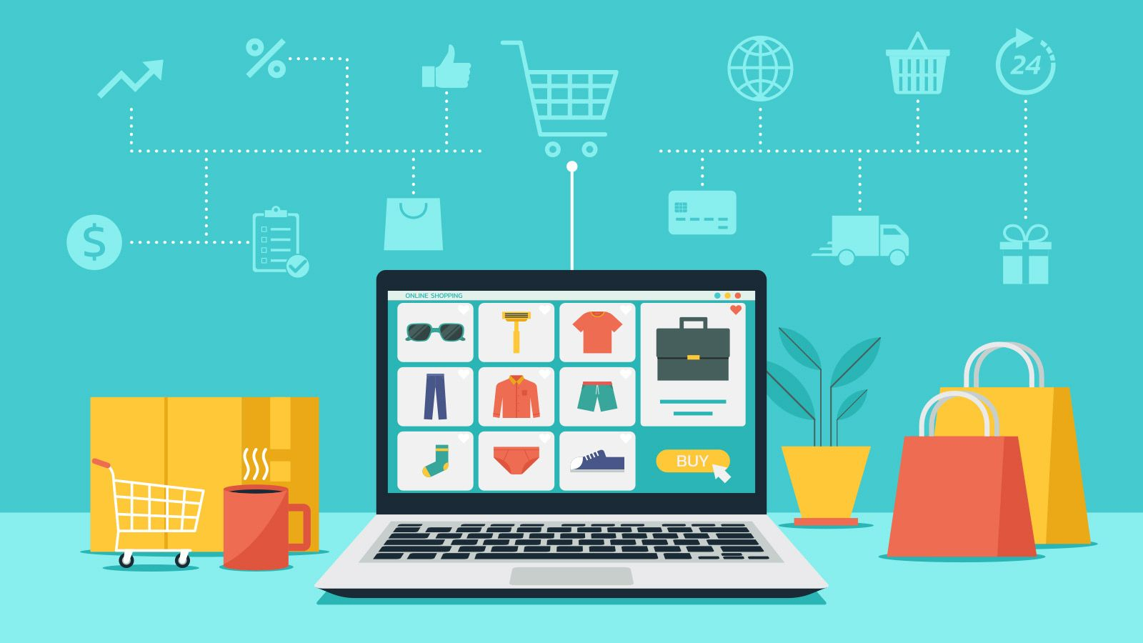 9 Trending Products for eCommerce in 2021