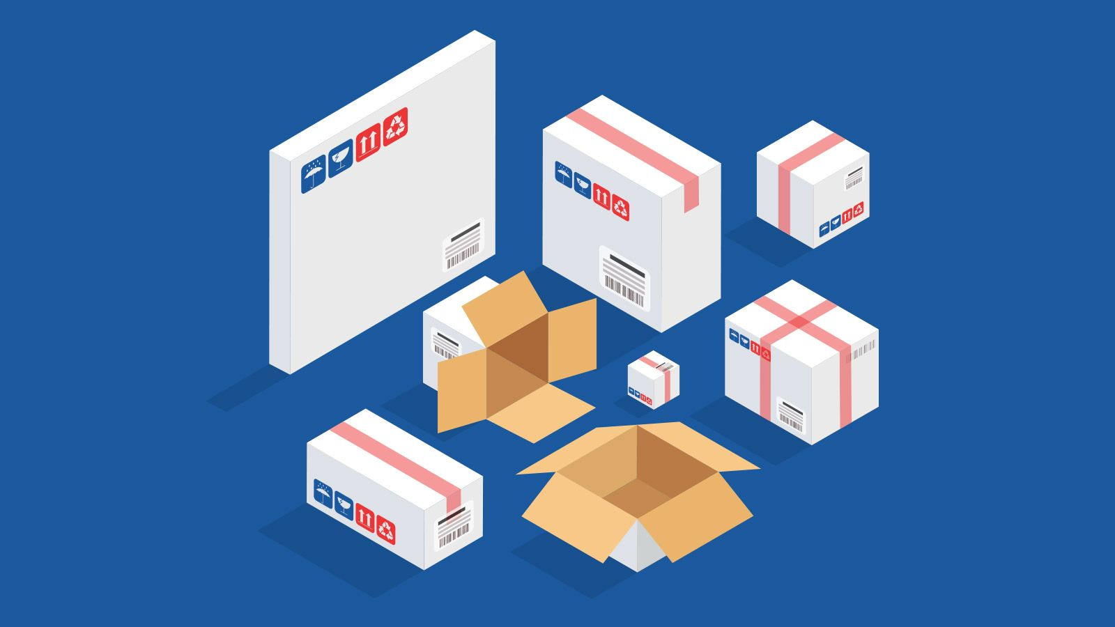 The Guide to USPS Shipping Boxes