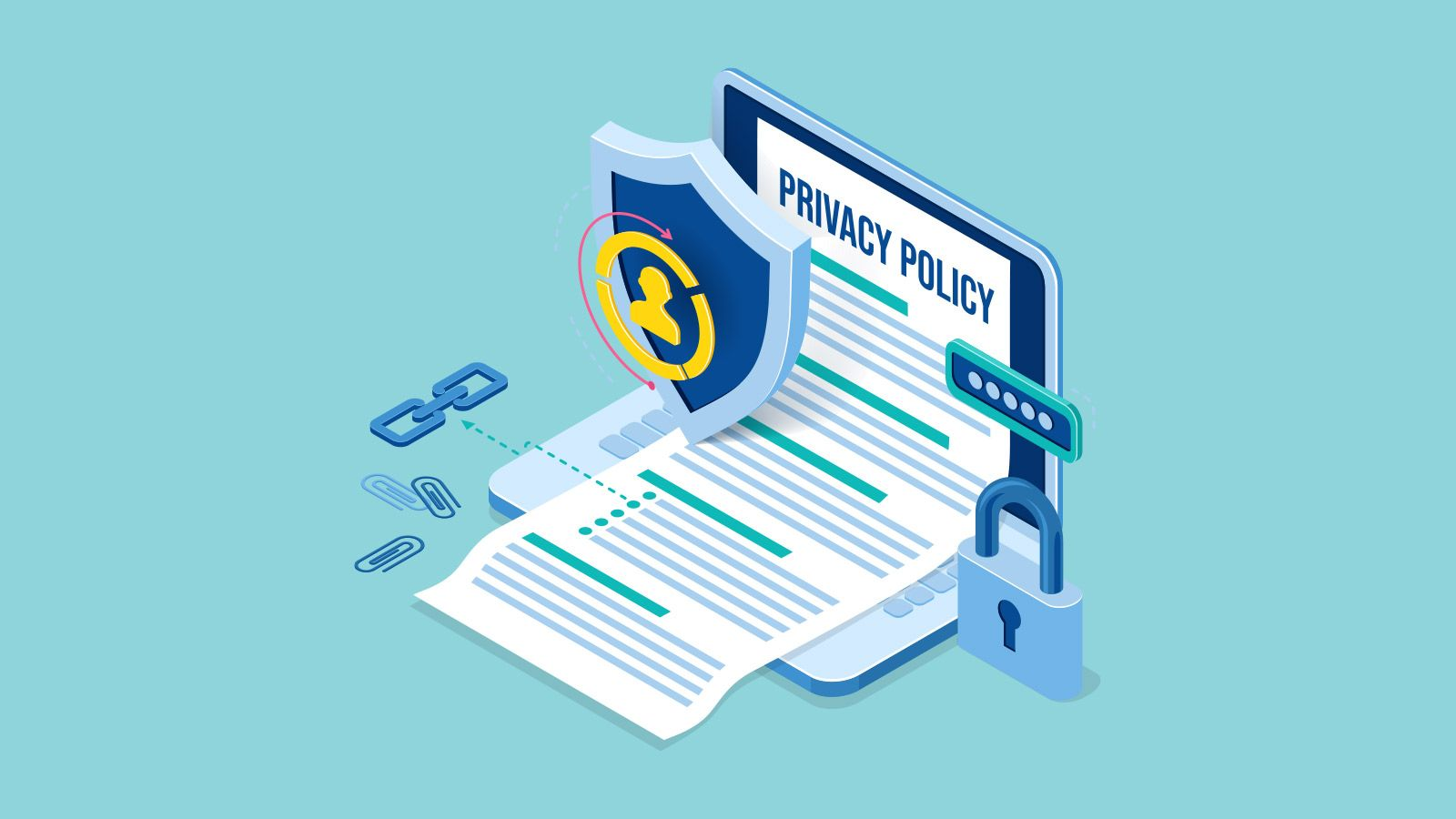 Your eCommerce business needs a Website Privacy Policy
