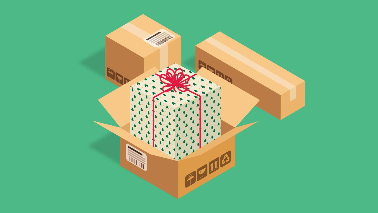 eCommerce packaging tips for the holidays