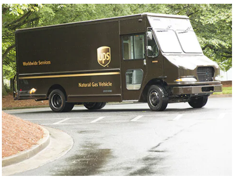 UPS Truck vs FedEx