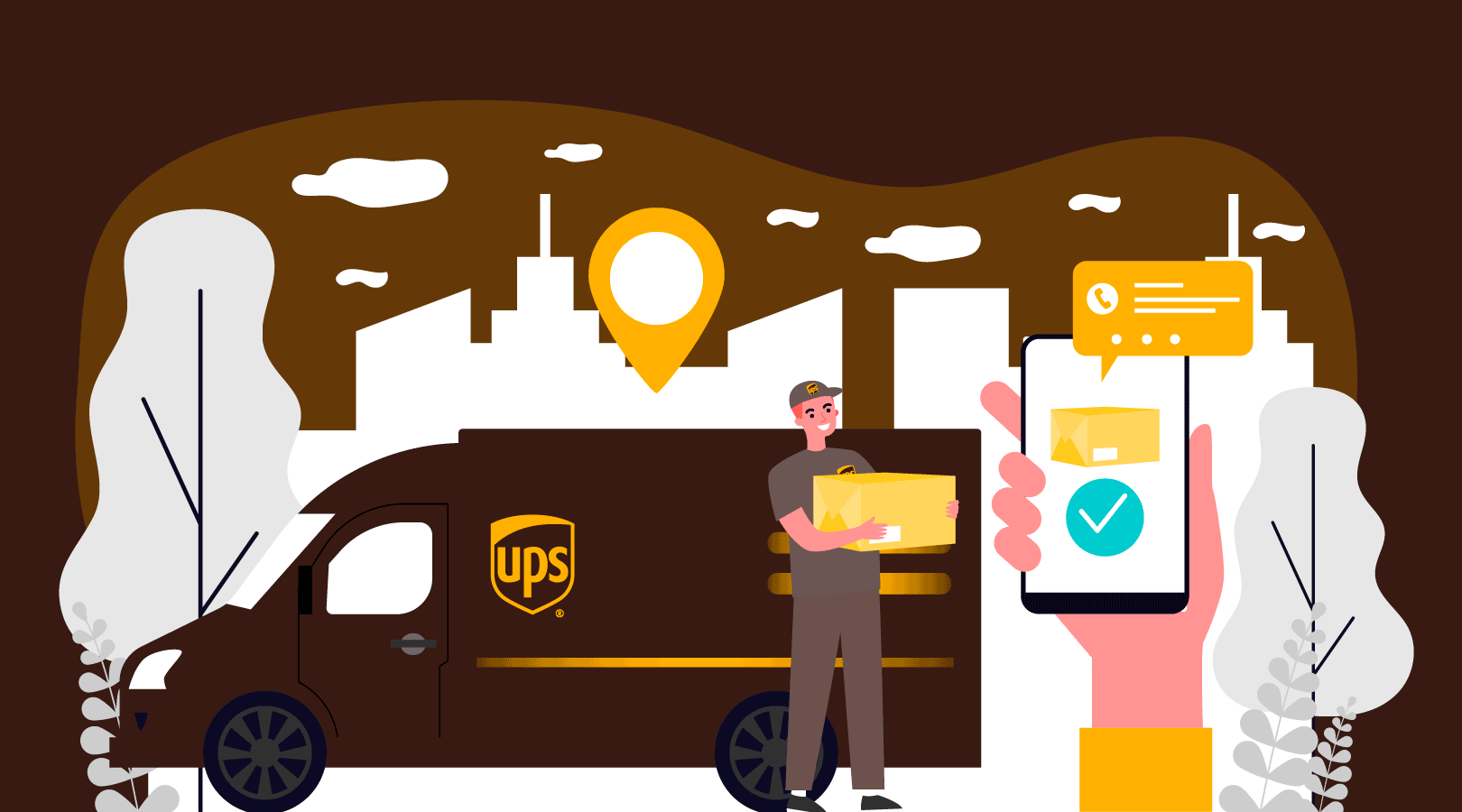 The Guide to UPS Overnight Shipping