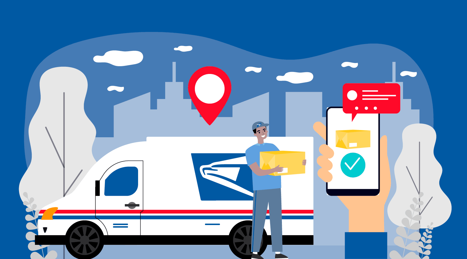 The Guide to USPS Overnight Shipping