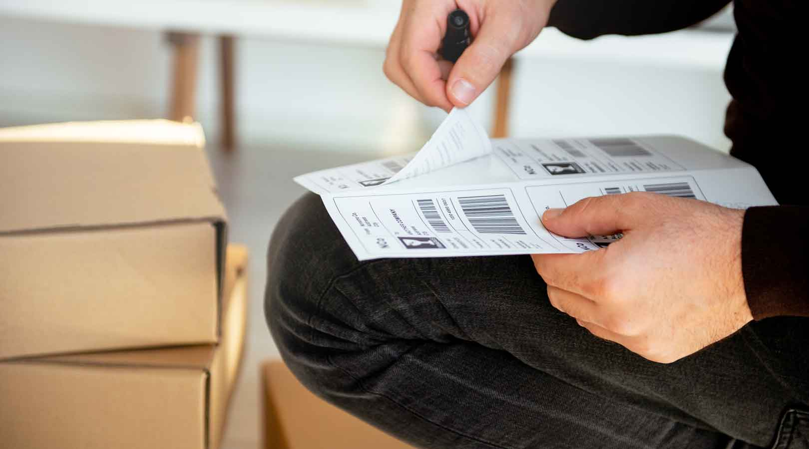 How to Unlock Cheap Shipping Labels