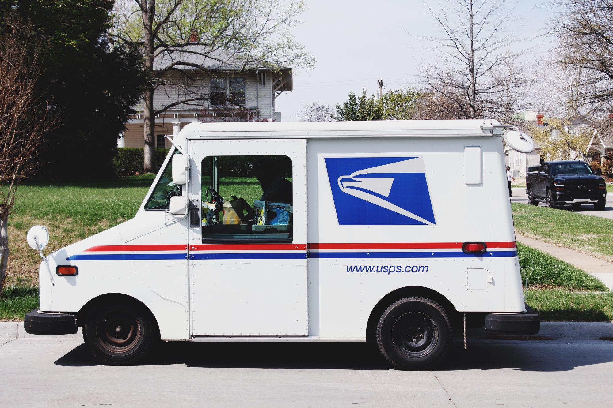 USPS Shipment Stuck In Transit