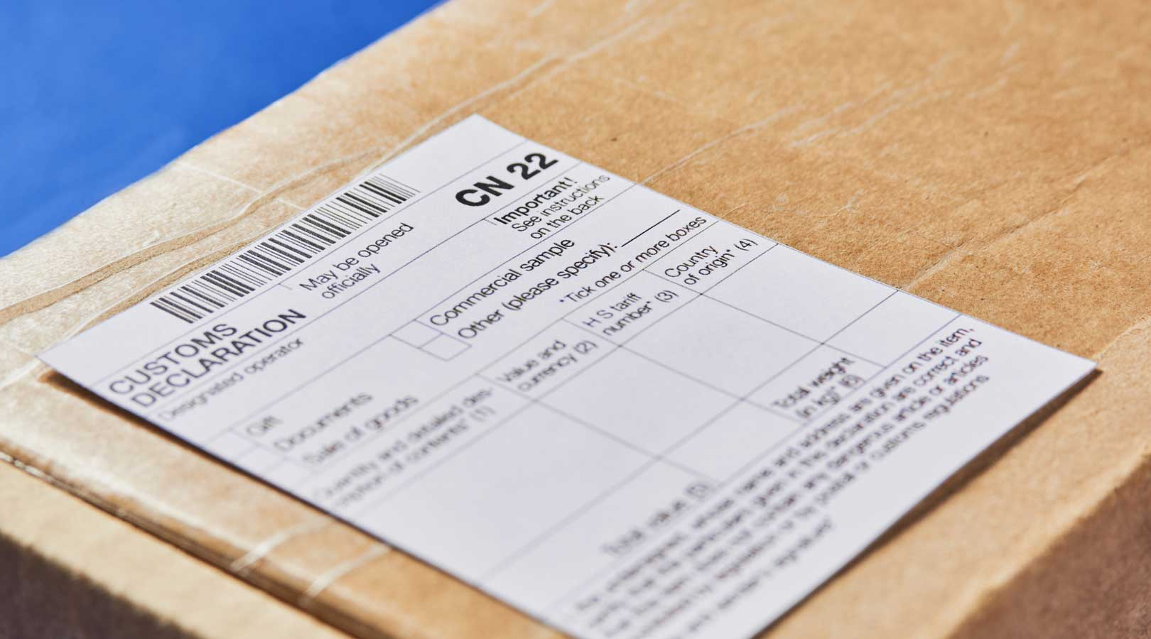 What Is A Customs Invoice?