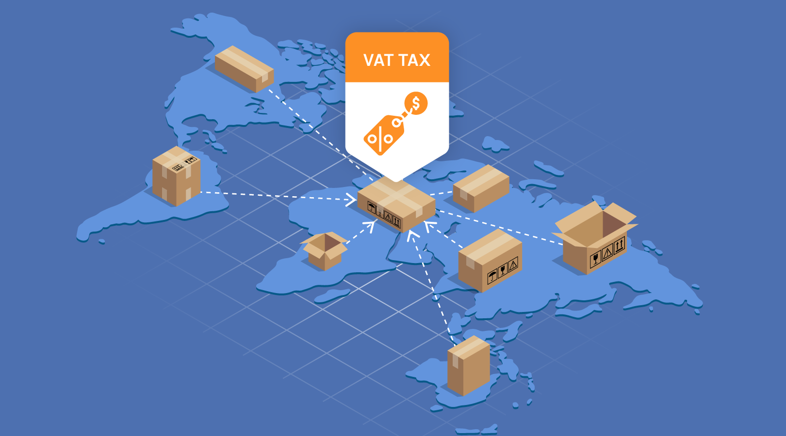 Announcing New VAT Rules For EU Shippers