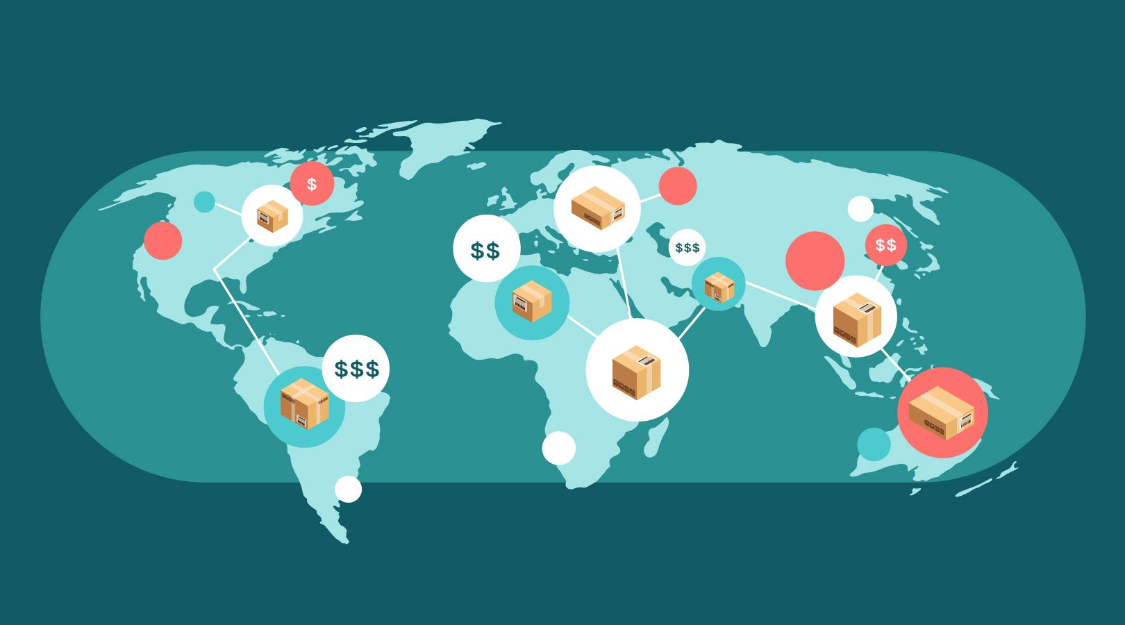 5 Steps to Get the Cheapest International Shipping Rates