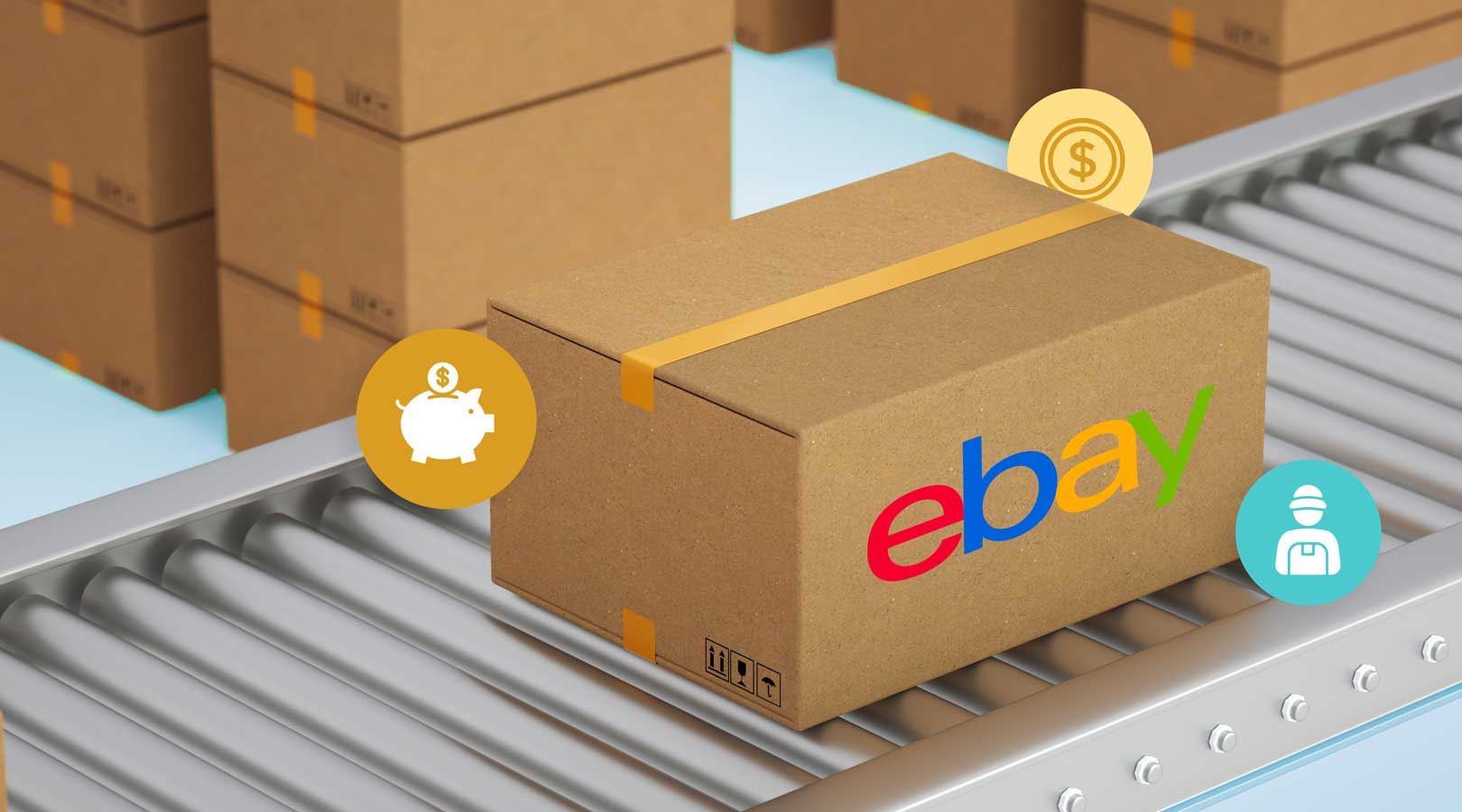 How to Ship on eBay For Cheap