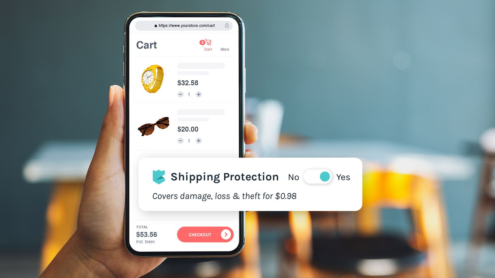 Boost Sales with Insurance at Checkout from Easyship
