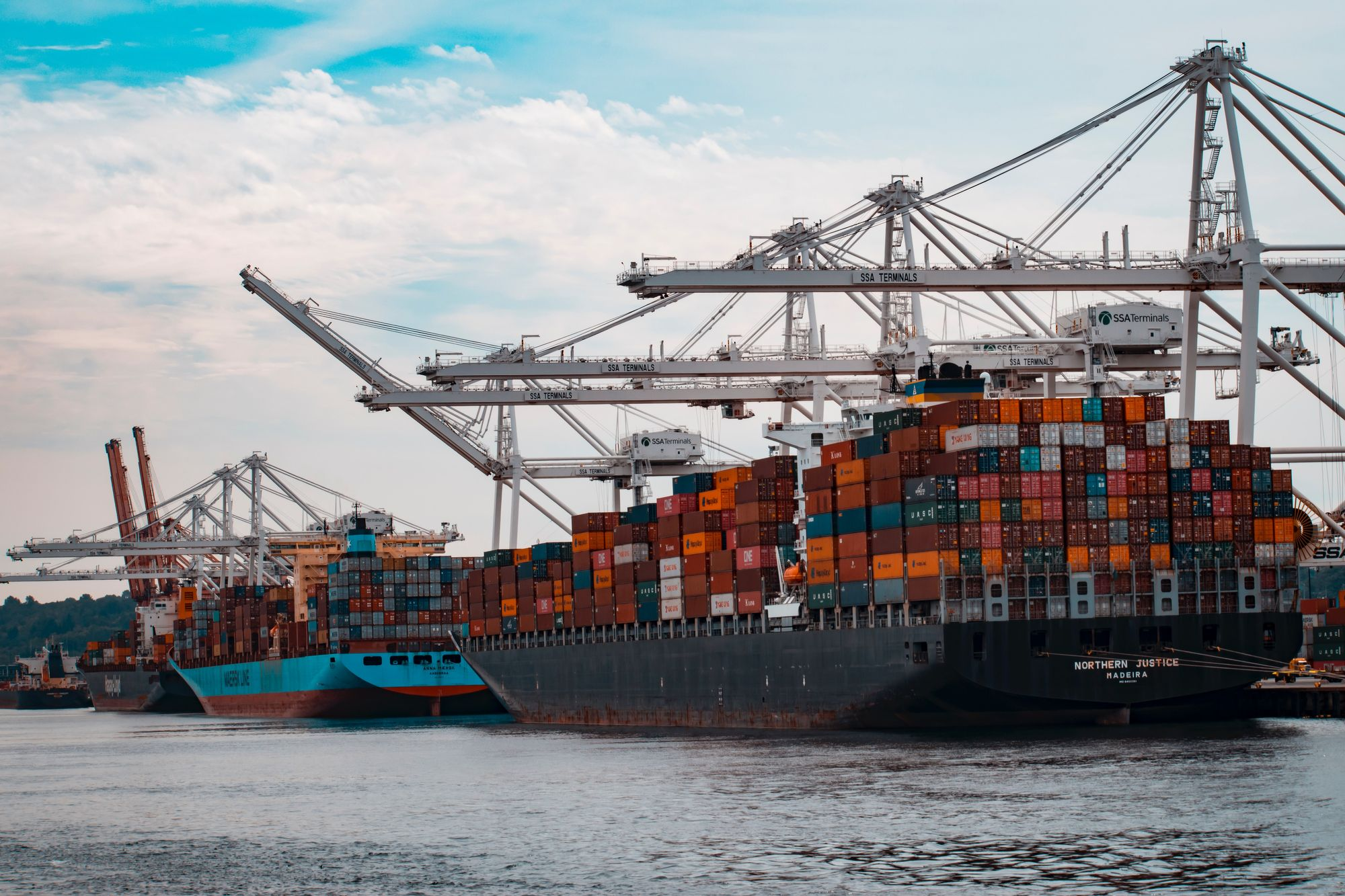 Shipping prices are surging due to shortages of container space