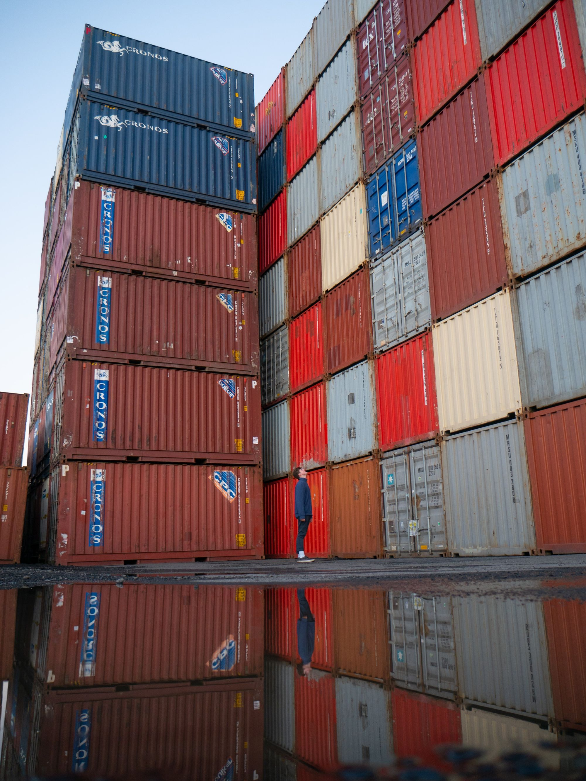 Rise of of Freight Shipping Rates in 2021 due to Container Space