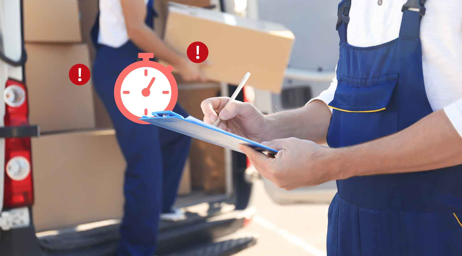 How to Fix and Prevent a Late Delivery