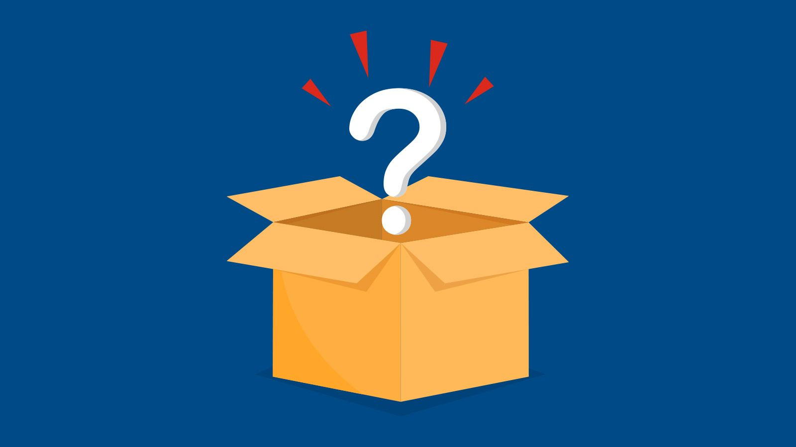 I'm a Lost Package: How Can You Find Me?