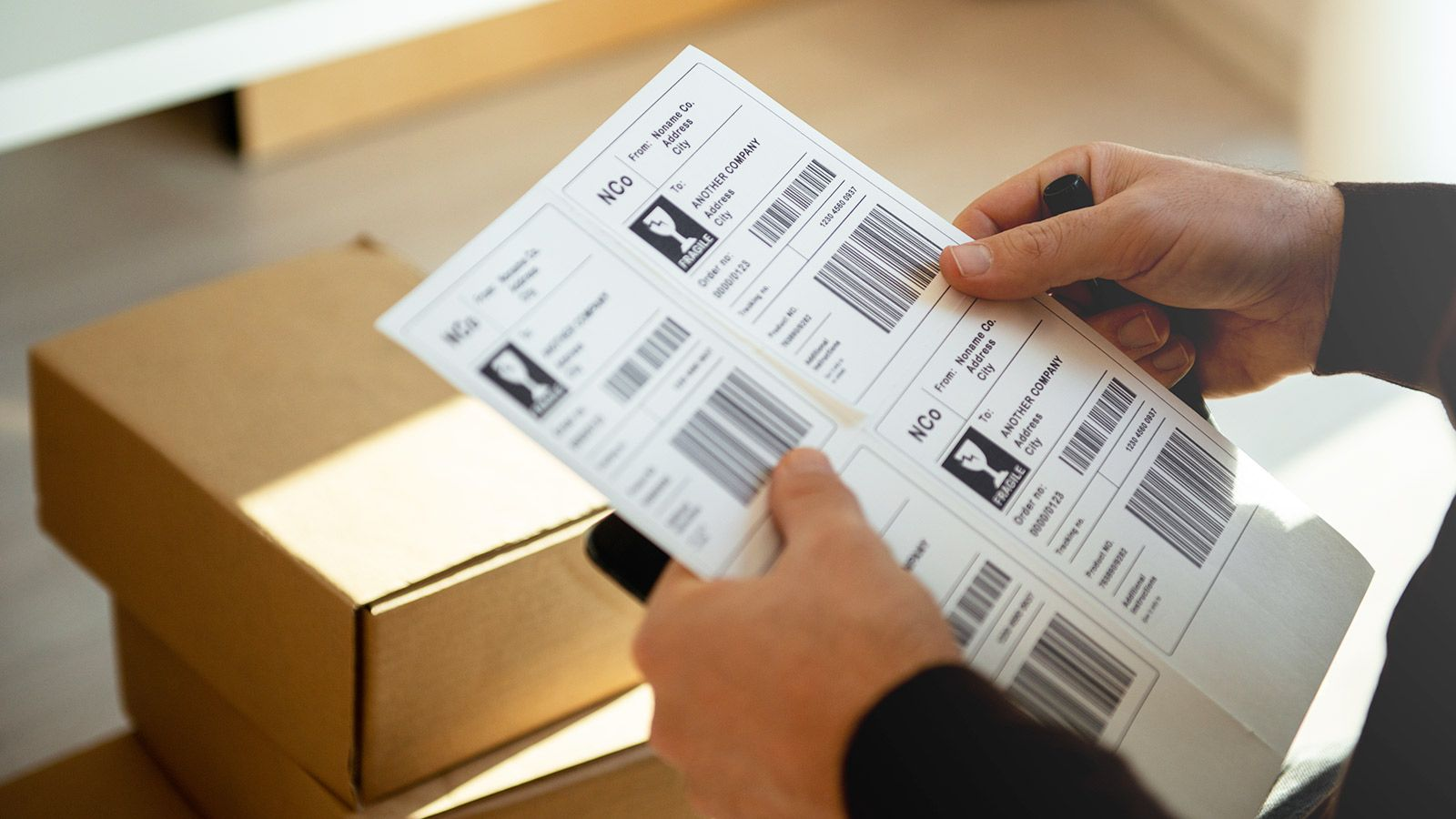 How to Save Cash with Discount Shipping Labels